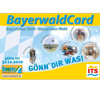 ITS – Bayerwald Card